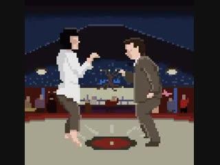 Pulp Fiction [Dance 8-bit]