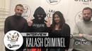 KALASH CRIMINEL La fosse aux lions le rap game sa pochette LaSauce sur OKLM Radio OKLM TV