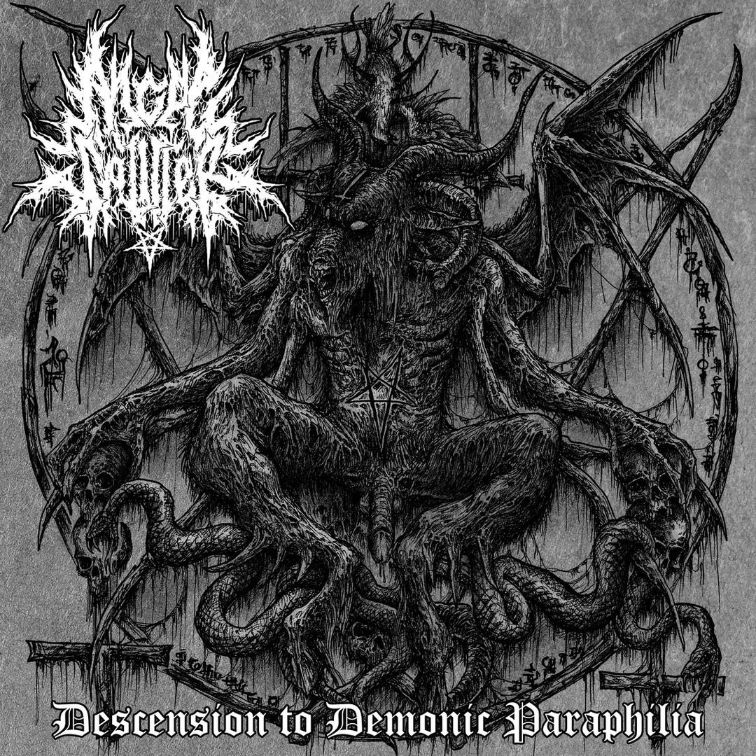 Angel Splitter - Descension to Demonic Paraphilia (2019)