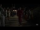 Darren Criss dancing in Versace