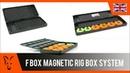 ***CARP FISHING TV*** F-Box Magnetic Rig Box's