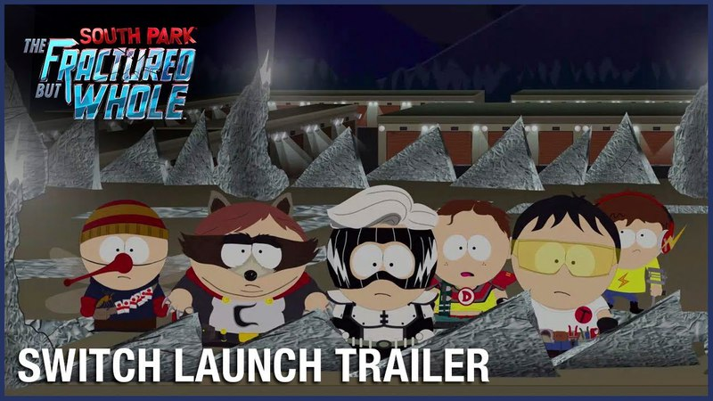 South Park: The Fractured But Whole: Switch Launch Trailer | Ubisoft [NA]