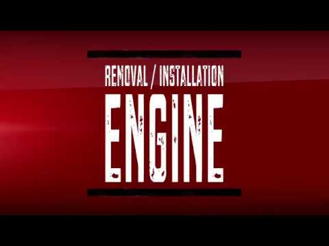 Mercedes A Class (W168) - Removal / Installation Engine - DIY / TUTORIAL