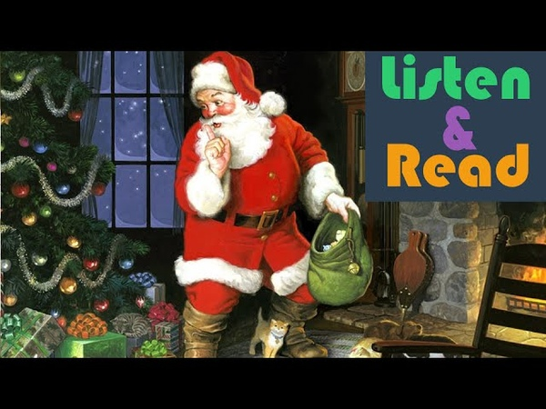 Stephen Leacock: The Errors of Santa Claus – Listen and Read