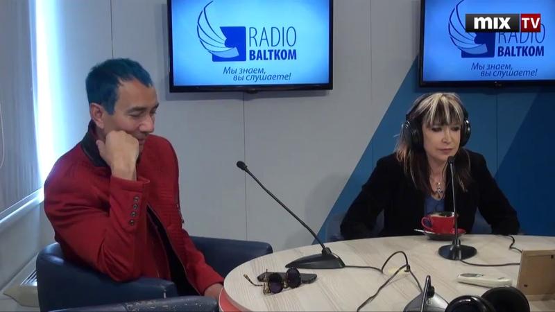 Киноактриса Синтия Ротрок и киноактер Винсент Лин в программе Встретились, поговорили MIXTV