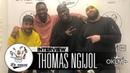THOMAS NGIJOL (Black Snake, influences, travailler en couple, la B.O...) - LaSauce sur OKLM Radio OKLM TV