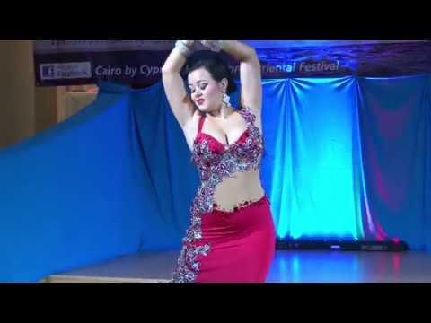 Enta Omri Natalia Pavlovskaya Belly Dancer - 6th Cairo by Cyprus Festival 2018