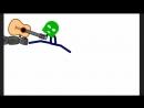Наркомания от руки Лефти и поцика с гитарой