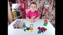 Новогодний Киндер Сюрприз 2018 Новогодние игрушки Unboxing Kinder Surprise