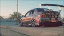 Ians Chameleon Painted Mitsubishi Evo 9 Louie Duffelbags - Gas feat. smrtdeath