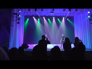 Видео-концерт музыкальной группы Фактор 2,Шахунья,25.09.2018