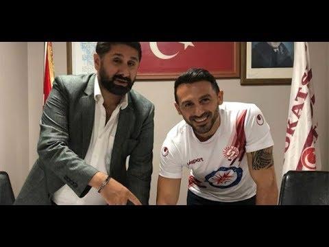 4 Yıl Önce Futbolu Bırakan Ahmet Dursun, Yeşil Sahalara Döndü.