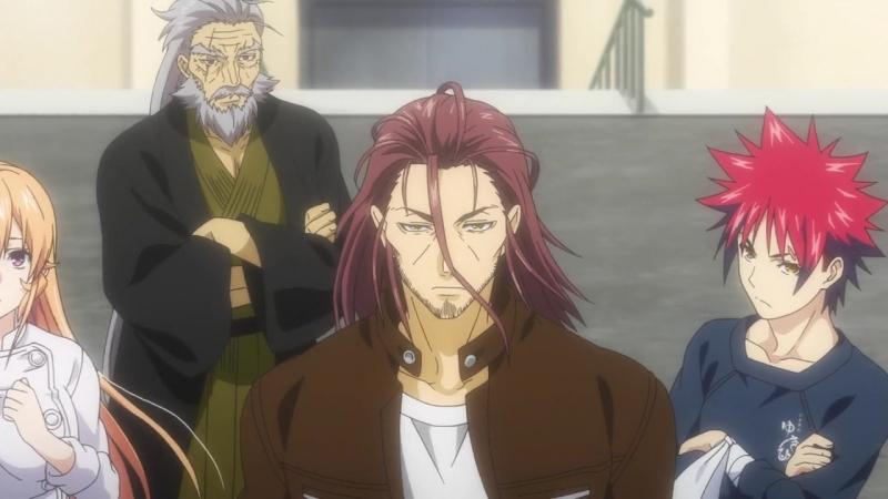 Повар-боец Сома: Третье блюдо - часть || / Shokugeki no Soma: San no Sara 4 сезон 7 серия