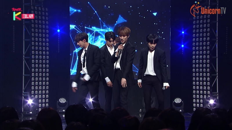 180901 KNK (크나큰) - SUN MOON STAR (해달별) on DATV's <Power of K> @ UNICORN TV