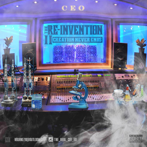 Ceo альбом The Re-Invention II: Creation Never Ends