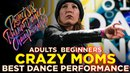 CRAZY MOMS PERFORMANCE ADULT BEGINNERS ★ RDC18 ★ Project818 Russian Dance Championship ★