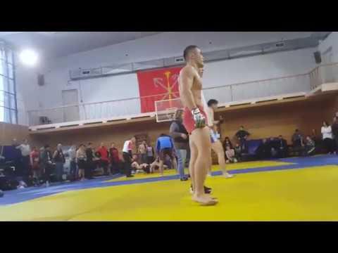 Выступление команды Kimura Gym Кубок СЗБС