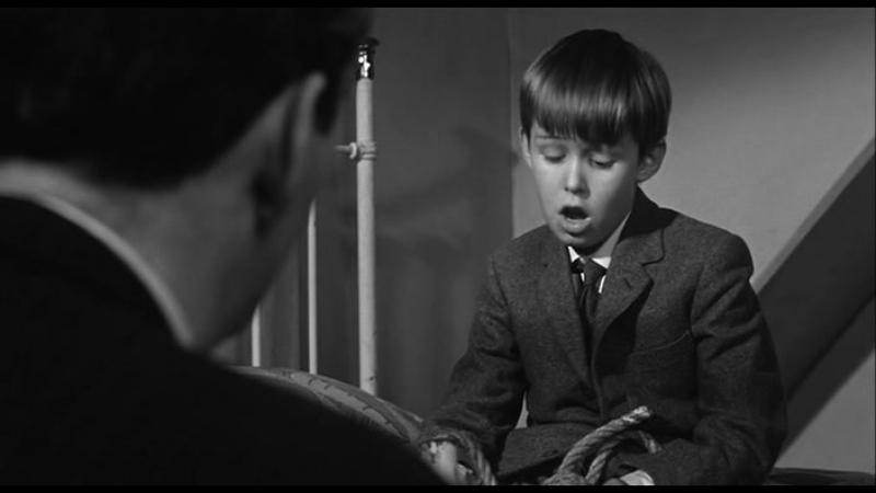 Няня / The Nanny / 1965. Режиссер: Сет Холт.