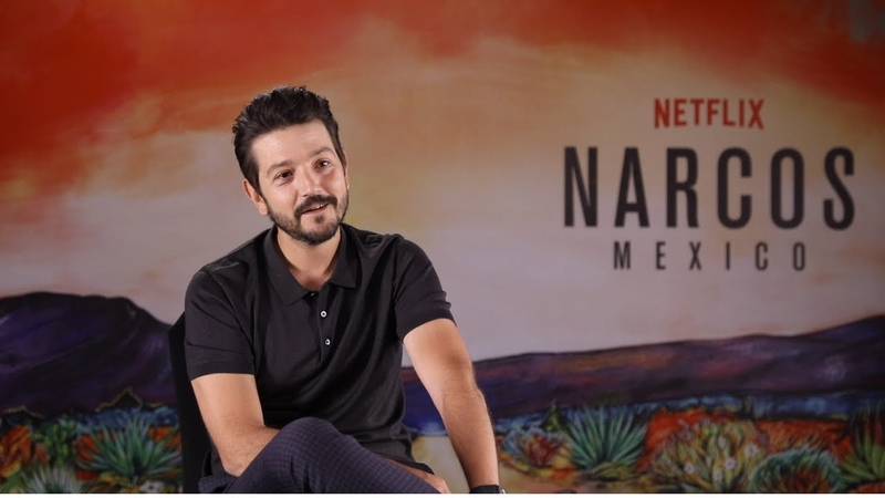 It's A Wrap Narcos Special with Diego Luna