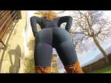 Victoria Lomba jeans ( bikini fitness бикини бразильская brasil фитнесс фитоняшки бикиняшки ass попка мамка milf )