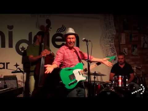 Сергей Пахомов представляет Jazz Rock Roll Jam Живой концерт в Hidden Bar 8 августа 2018 г