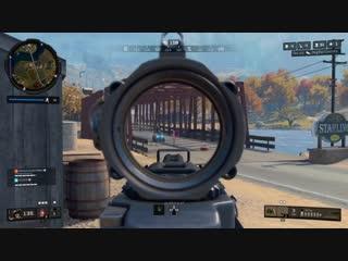 3 paladin shots, 6 kills, 200% accuracy. black ops 4