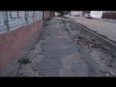 Администрация города Ельца уничтожает древнюю белокаменную мостовую