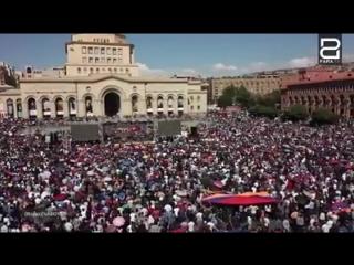 Хронология Бархатной революции от PARA TV
