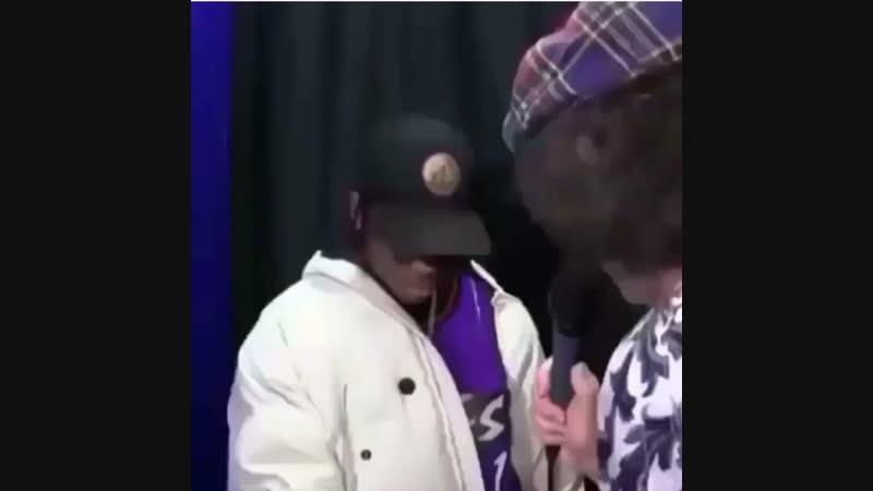 Travis Scott's secret technique