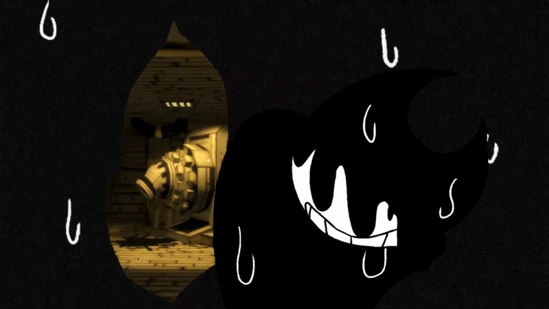 Bendy and the Ink Machine (animation) [ very cut (only Bendy)]