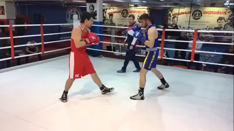 Infighting vs Крашер