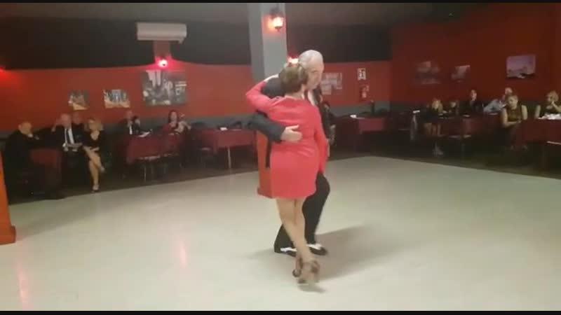 Танго канженге. Ferruccio y Mary-2