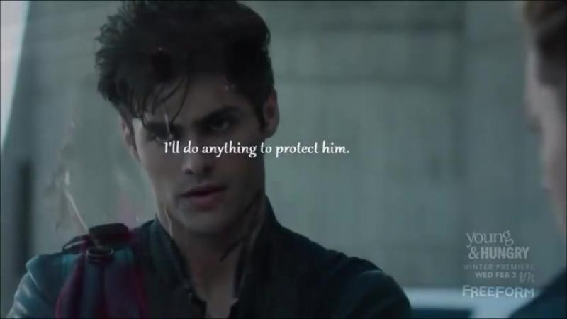 Alec х Izzy ¦¦ My demons