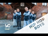 HIP HOP Boys DANCE STUDIO VITAMIN C