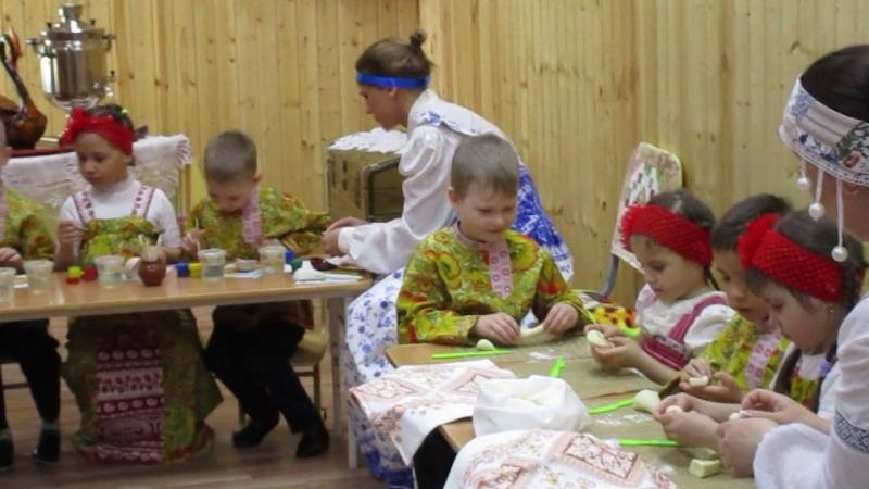 MVI_1078Русские посиделки в 344 детском саду, 16.05.18