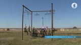 Военнослужащие парашютно-десантного подразделения готовятся к прыжкам