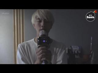 [BANGTAN BOMB] JIN's 'Epiphany' practice - BTS