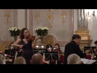 Kseniya dubrovskaya (violine) - pjotr iljitsch tscaikowsy