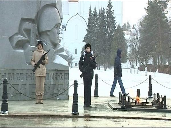 «Неизвестный – не значит забытый» ярославцы почтили память погибших на войне солдат
