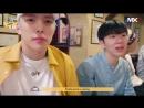 [VK][180611] Monchannel [B] EP.91 @ Lee Minhyuk. Yoo Kihyun. Let's have a meal 1