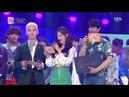 180603 BTS No.1   SBS Inkigayo 8th Win Speech Encore