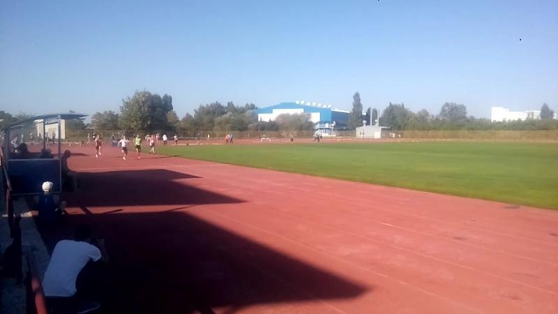 Евпатория 2018. Герман Трусов, 100 метров
