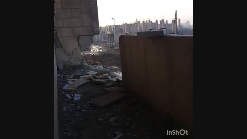 9.12.18 - съёмка СДС перед штурмом госпиталя Хаджина (3)