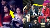 BTS Sweet Moments With Female Idols (BLACKPINK, TWICE, Red Velvet, SNSD, IU, Sunmi)