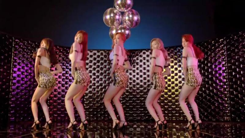 디홀릭(D.HOLIC) - 쫄깃쫄깃 MV (dance ver)