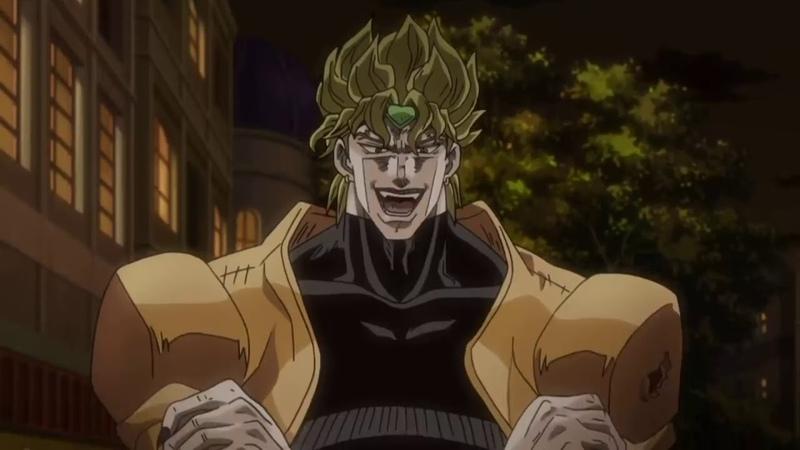 Jotaro vs Dio [ASMR]