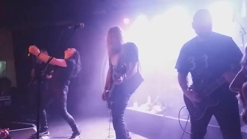 Hammerschmitt - Say My Name Live At Sojus 7 Club (Monheim) 19.10.2018
