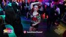Shems and Diana Mironidis Salsa Dancing at Vienna Salsa Congress 2018 Thursday 06 12 2018