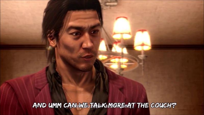 Akiyama finds a way to put Kiryu in Tekken 7