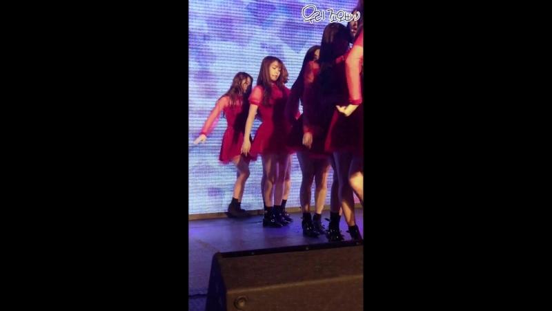· Fancam · 180526 · OH MY GIRL Closer Seunghee focus · 1st Fan Concert In Hong Kong ·